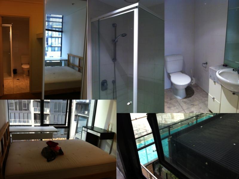 (新!三月将空出一整套房!) 墨尔本Southbank整租或分租三房两卫加一大客厅(带健身房、游泳池和车库)