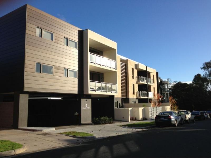 【墨尔本东南区】Hughesdale全新apartment阳光单间招租 可短租3个月 步行2分钟到火车站 近monash