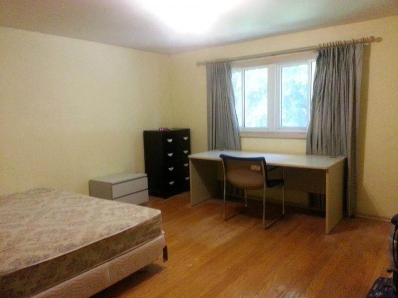安静,宽敞,干净的房子出租,离滑铁卢和Laurier都很近