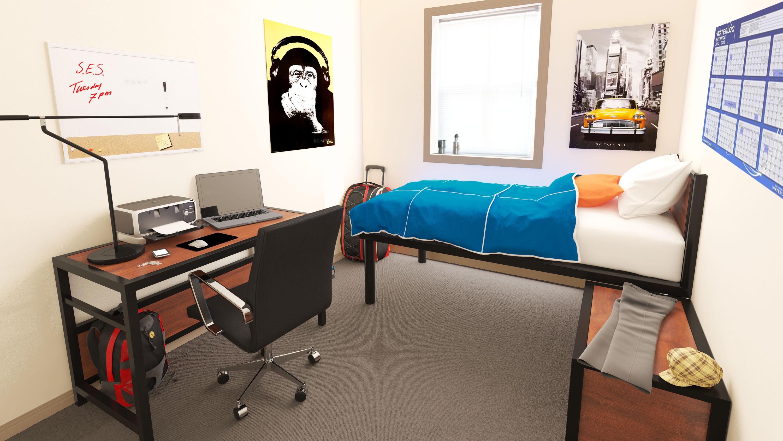滑铁卢高级学生公寓