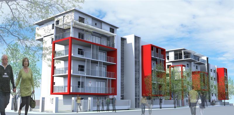 PARAMATTA 附近 DUNDAS全新3房3卫2车库 复合式APARTMENT一靓房出租