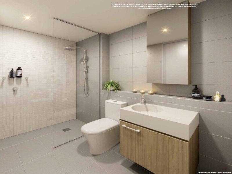 【墨尔本Hawthorn East】全新一房一卫豪华公寓出租 近city近火车站近swinburne大学