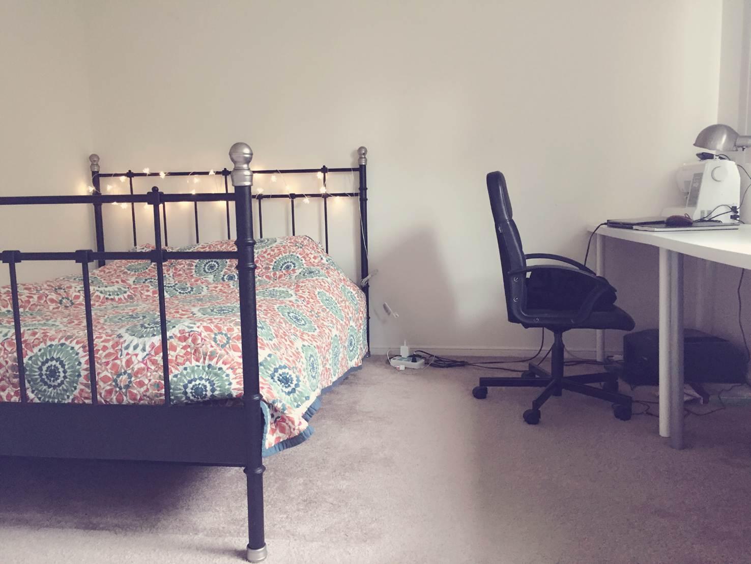 $1100/37天 Daly City 卧室一间,家具齐全拎包入住!