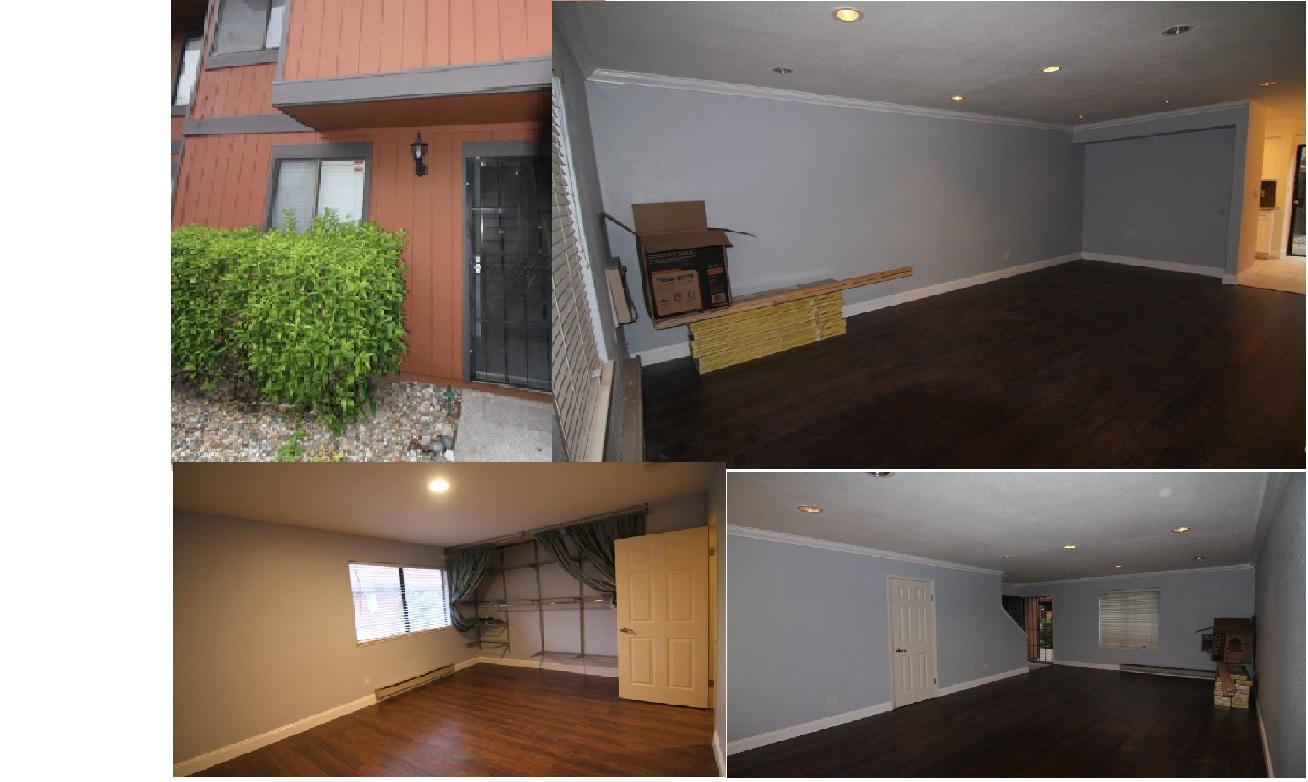 2Bed/1.5Bath Fremont townhouse style condo (Fremont Oak)