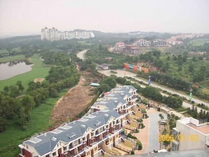 Golf apartments for rent