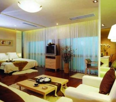 苏州高新区青庭国际公寓